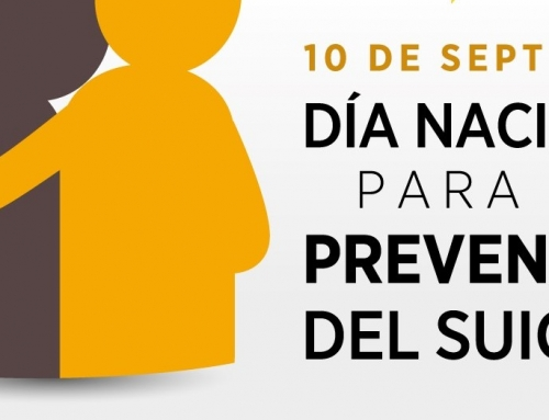 10 DE SEPTIEMBRE, DÍA INTERNACIONAL DE LA PREVENCIÓN DEL SUICIDIO